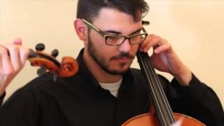 [quarteto de cordas] VIVALDI EVENTOS - Air on the G String - J. S. Bach