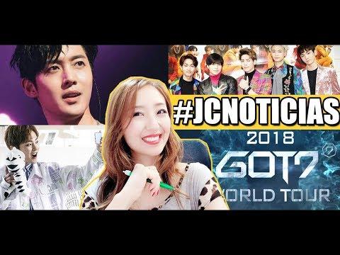 ¡LAS ÚLTIMAS NOTICIAS SOBRE COREA Y EL K-POP!   SS501, GOT7, SHINee, EXO y más