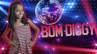 Bom Diggy Song | Dance Cover | Vrushali Entertainment
