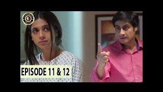 Aisi Hai Tanhai Episode 11 & 12 - 13th Dec - Nadia Khan , Sami Khan & Sonya Hussain