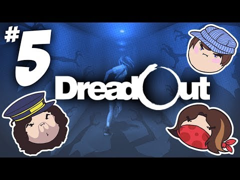 DreadOut: Keeper of the Keys - PART 5 - Steam Train  