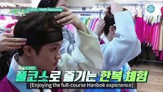 Episode 10_ NCT Enjoying 'N Seoul Tower' 100 times more!