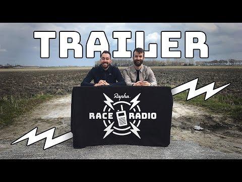 Rapha Race Radio – Trailer