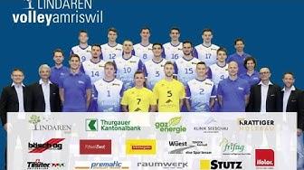 Lindaren Volley Amriswil vs. Traktor Basel 20.10.2019