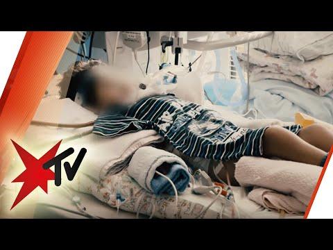 Auf der größten Kinderintensivstation Deutschlands: So hart ist der Pflegenotstand | stern TV