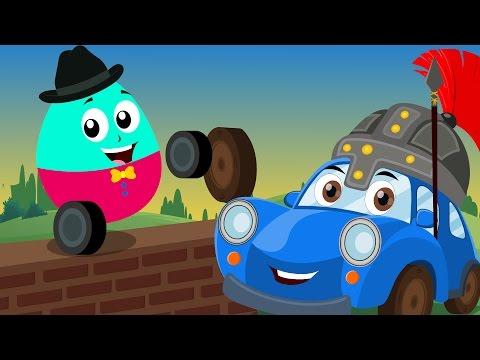 Ralph & Rocky | Humpty Dumpty Sat On A Wall | Nursery Rhymes | Kids Songs