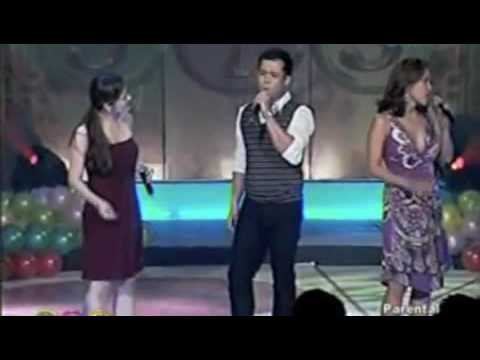 Rachel Alejandro with Dingdong and Jessa sings Panahon Na