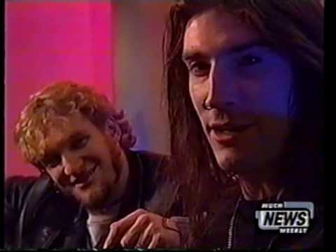 Layne Staley Death Report On Much Music News  April 2002