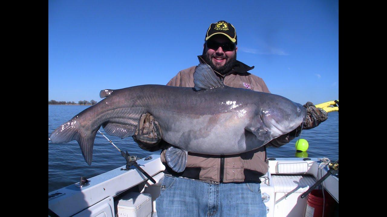 Catfishing Tips Monster Catfish Fishing On Lake Twakoni