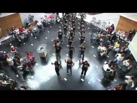 Atlanta Marriott Perimeter Center Flash Mob