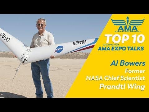 AMA Expo West 2018 - NASA