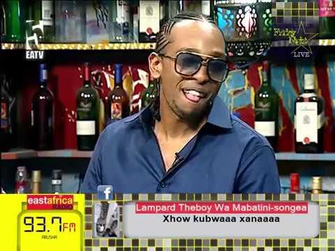 Ninastahili kuwa Mr. Africa- Hennessy