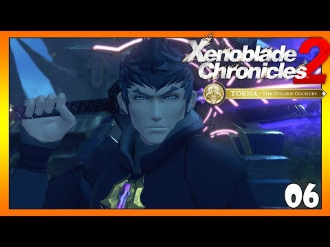 "TORNA  The Golden Country ♛ Xenoblade Chronicles 2 ♛  Parte 6 ""Mahlos, El Égida"""