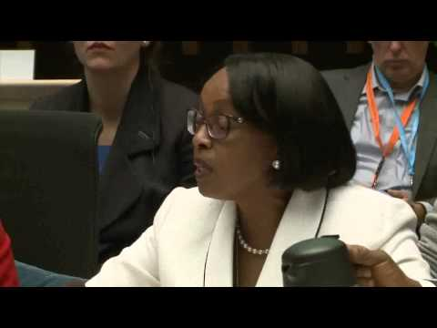 Nomination of Dr Matshidiso Moeti as WHO Regional Director for Africa: WHO Executive Board 136