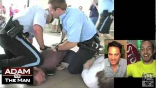 """Adam Kokesh Interview: """"Police are granted a monopoly on violence within our country."""""""
