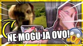 OVAJ VIDEO NEMOGUĆE JE GLEDATI U MRAKU!  | Saamo Petraa