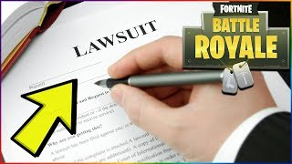 Fortnite Games SUE 14 Year Old Gamer! (Epic Games Lawsuit Against Minor for Cheating in Fortnite)