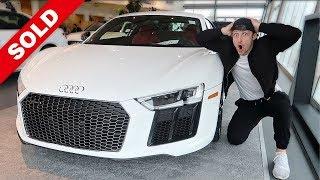 BUYING MY DREAM CAR **VERY EMOTIONAL**