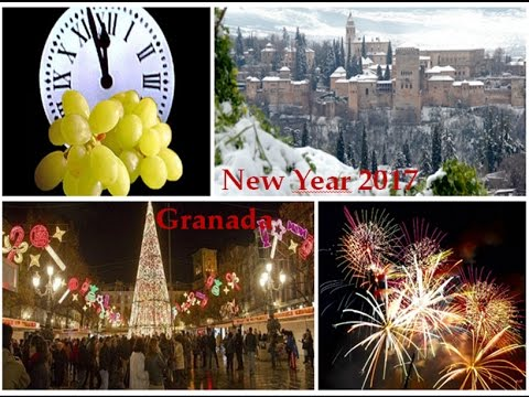New Year 2017 Granada Spain Carmencija Toto   YouTube New Year 2017 Granada Spain Carmencija Toto