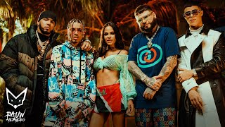 Rauw Alejandro, Anuel AA, Natti Natasha Ft. Farruko and Lunay - Fantasías Remix (Official Video)
