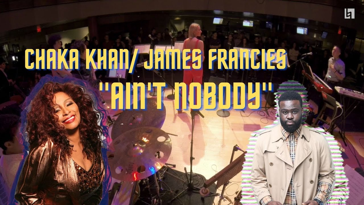 REHARMED VERSION Chaka Khan/James Francies- Ain't nobody (Live by HD Collective)