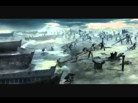 Company of Heroes D-Day (Music Video) Hans Zimmer