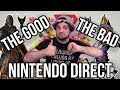Nintendo Direct REACTION: The Good, The Bad, and the Surprises | RGT 85