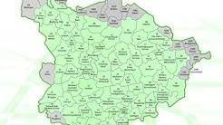 Verbundgebiete und Preisstufen (Stand: Dez. 2015)