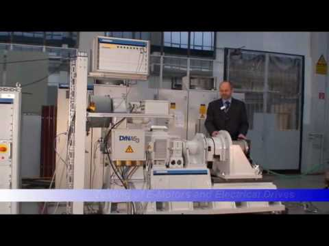 horiba ats titan  motor test stand youtube