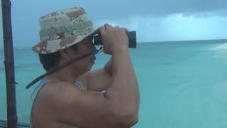 「緊迫の海」防人たち 南沙諸島で比海軍に同行