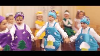 Новый Год. Танец ёлочных игрушек.