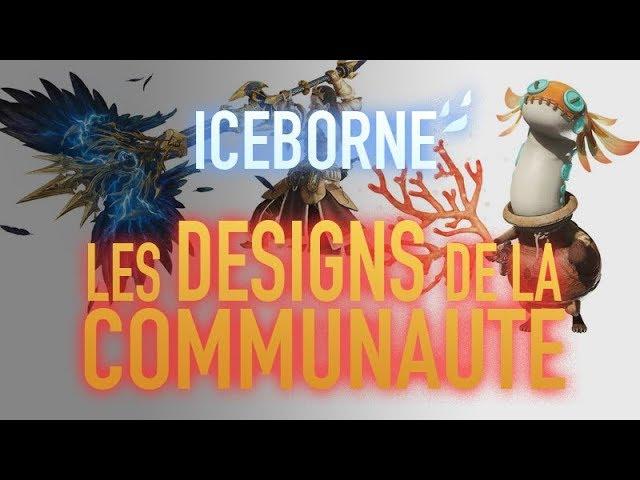 LES GAGNANTS DU CONCOURS COMMUNAUTAIRE - MHW Iceborne