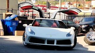 #RDBLA Ferrari, SLS, Paint Work and More!
