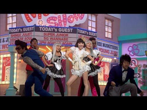 【TVPP】Lee Jung Hyun (AVA) - Vogue It Girl, 이정현 - 보그 잇 걸 @ Show Music Core Live