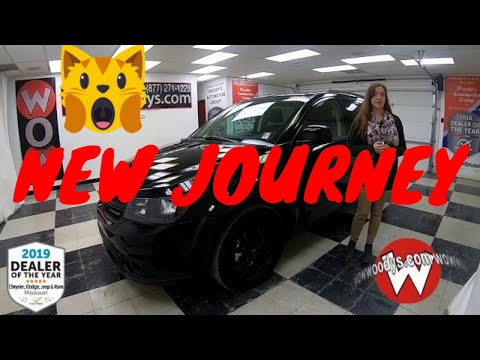 New 2019 Dodge Journey SE 19PA14 Review | Video Walkaround | SUV's for sale at WowWoodys