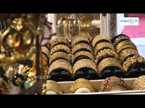 New Designs of Jewellery at National Silk Expo - hybiz