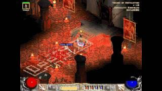 [Diablo II] FO Nova Sorceress Lvl 80 Baal Run NM