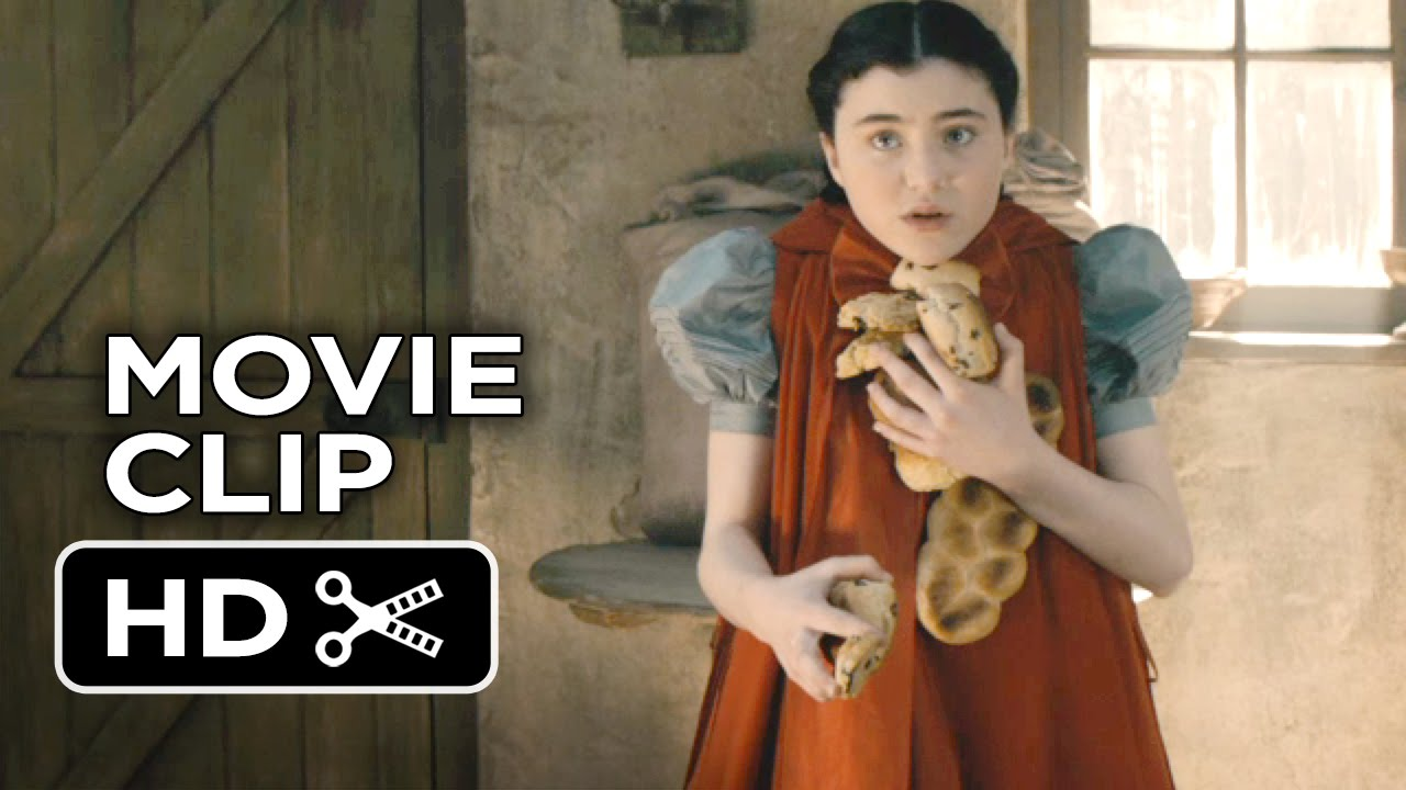 Into The Woods Movie Clip To Grandmothers House 2014 Emily