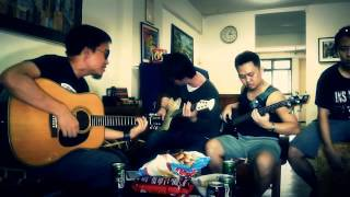"""Sick Cycle Carousel"" Lifehouse Acoustic Cover by The Imposters"