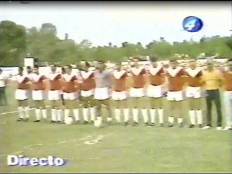 final del campeonato del interior 1987: Tacuarembo - San José (partido completo)