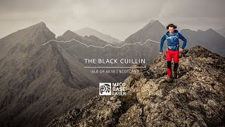 Black Cuillin - the Isle of Skye on Scotland's West coast