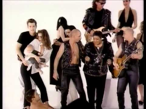 RIGHT SAID FRED - DON'T TALK JUST KISS - CLUB MIX EDIT |OFFICIAL MUSIC VIDEO