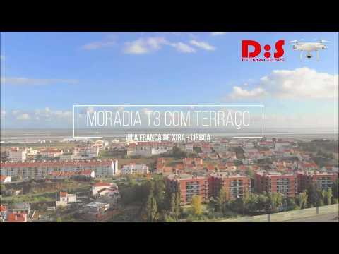 DRONE Vila Franca de Xira - Moradia em LISBOA PORTUGAL
