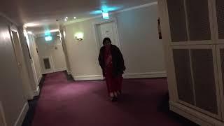 Aruna & Hari Sharma Academy Success Kiss Pullman 4* Elevator, Bucharest WTC, Nov 16, 2018