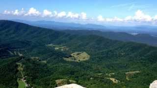 アパラチアントレイル Appalachian Trail ティンカークリフ Tinker Clif