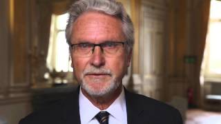 Krister Thelin for Election to the International Criminal Court (ICC)