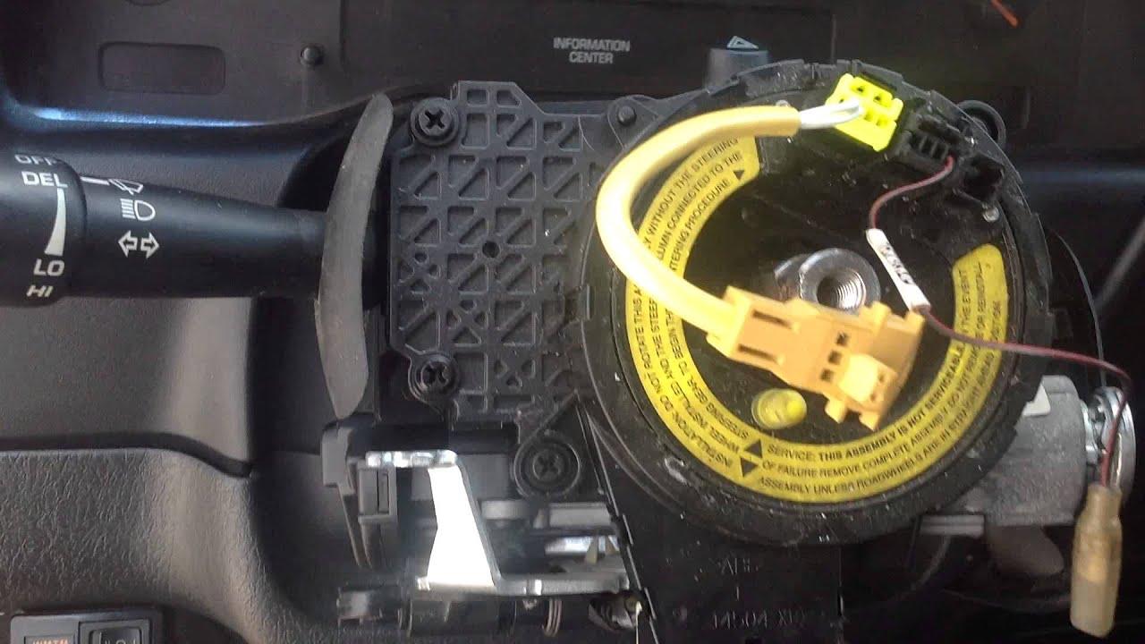 2014 Ram Wiring Diagram Clock Spring Dodge Dakota 2001 Parte 1 Youtube
