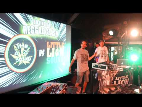 The 4'20' Sound VS Litlle Lion Sound: Byron Bay's Boxing Day Reggae Clash 2016 pt.2