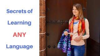 Secrets of Learning any Language with Lydia Machova,  polyglot