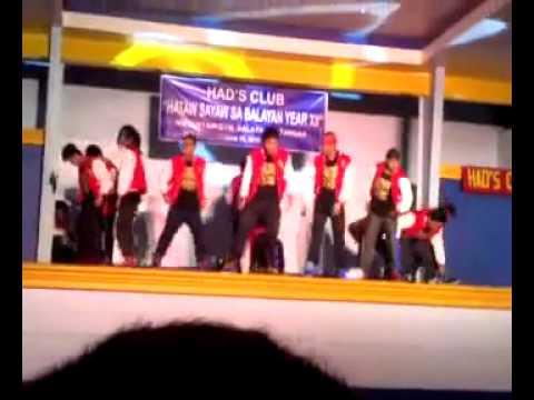naZty boys @ Kutawtaw Gym, Balayan, Batangas (1st Place) July 16, 2010